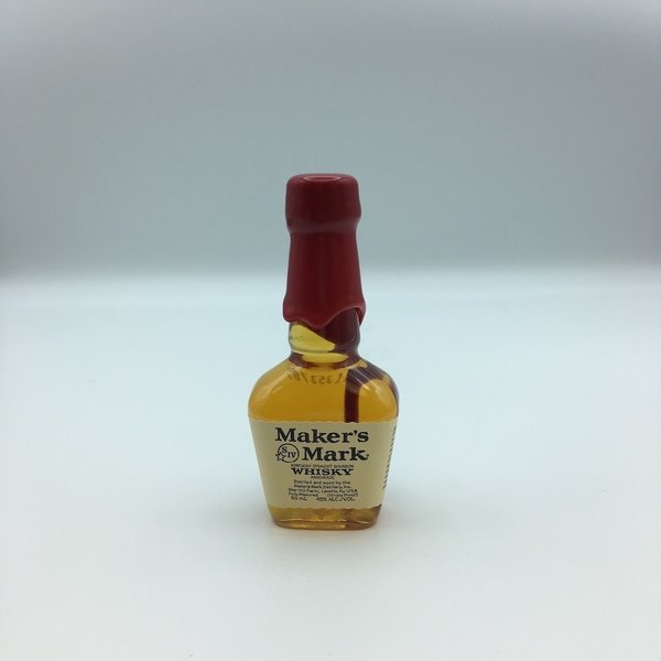 Mini Maker's Mark Bourbon Whisky 50ML