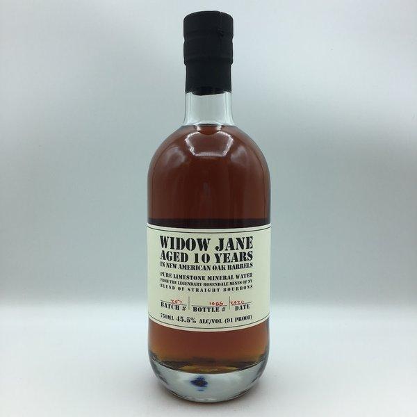 Widow Jane 10Yrs Bourbon Whiskey 750ML