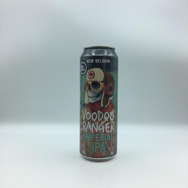 New Belgium Voodoo Ranger Imperial IPA 19.2 OZ