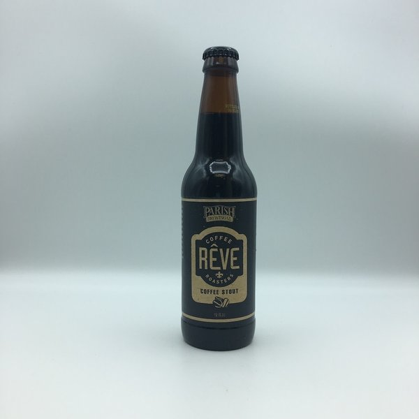 Parish Brewing Reve Roasters Coffee Stout 4PK 12OZ