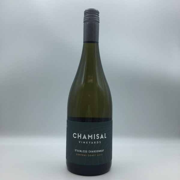 Chamisal Vineyards Stainless Unoaked Chardonnay 750ML