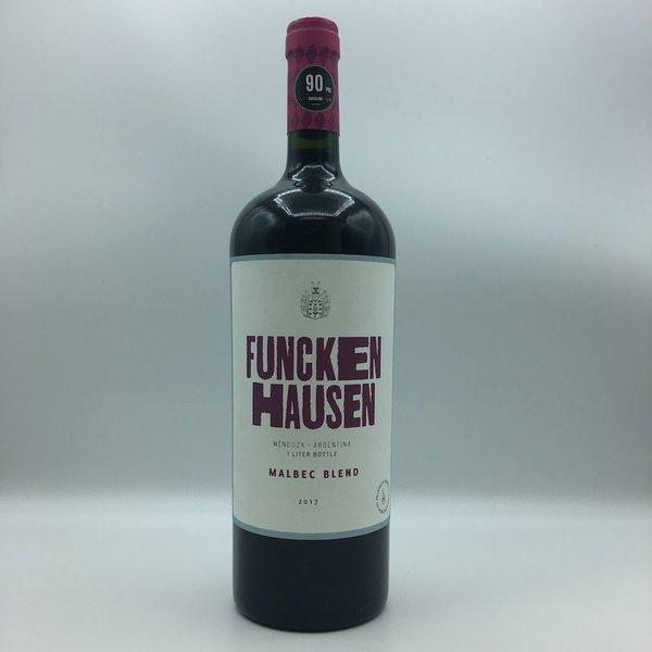 Funcken Hausen Malbec Blend 1 Liter