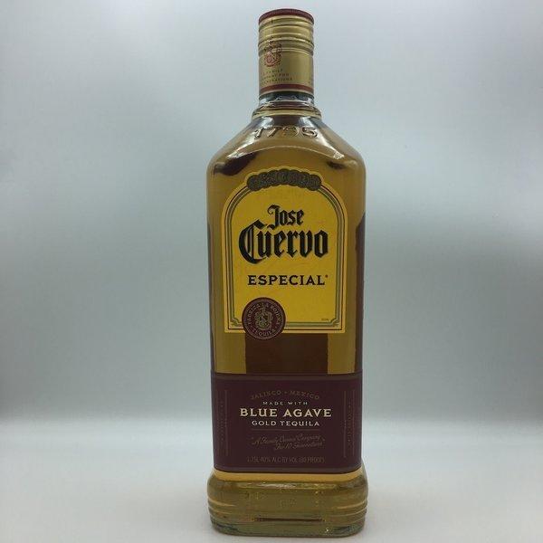 Jose Cuervo Especial Gold Tequila 1.75L