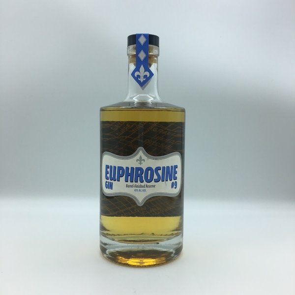 Atelier Vie Euphrosine #9 Barrel Finished Gin 750ML