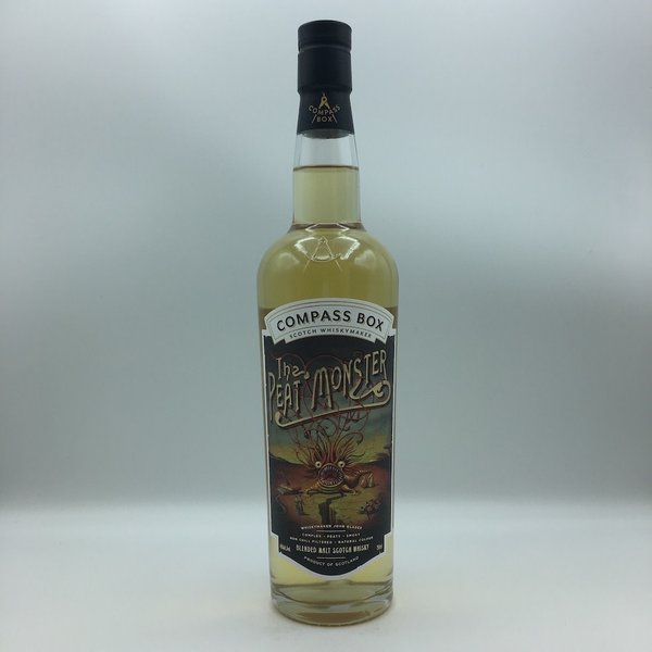 The Peat Monster by Compass Box 750ML