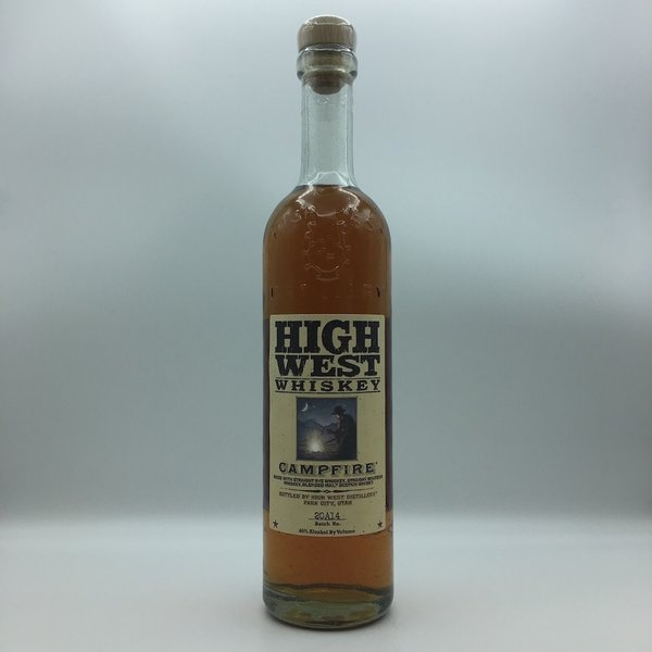 High West Whiskey Campfire Bourbon Whiskey 750ML
