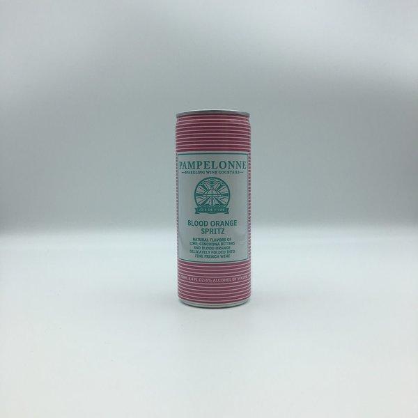 Pampelonne Blood Orange  Spritz 4PK 250ML