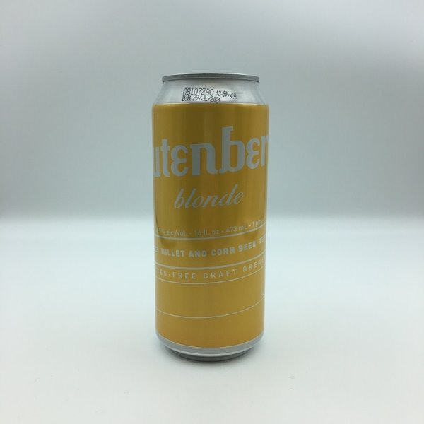 Glutenberg Blonde 4PK 16OZ