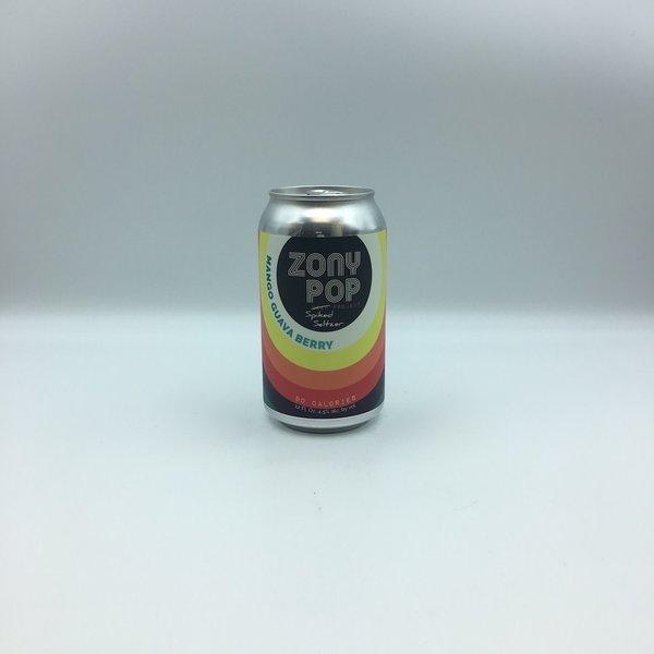 Zony Mash Zony Pop Mango Guava Berry Spiked Seltzer 6PK 12OZ