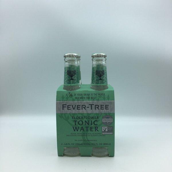 Fever Tree Elderflower Tonic Water 4PK 200ML