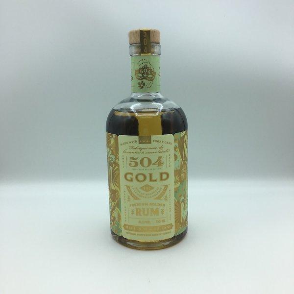 Happy Raptor 504 Gold Rum 750ML