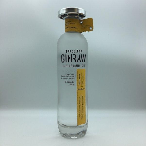 Ginraw Barcelona Gin 750ML
