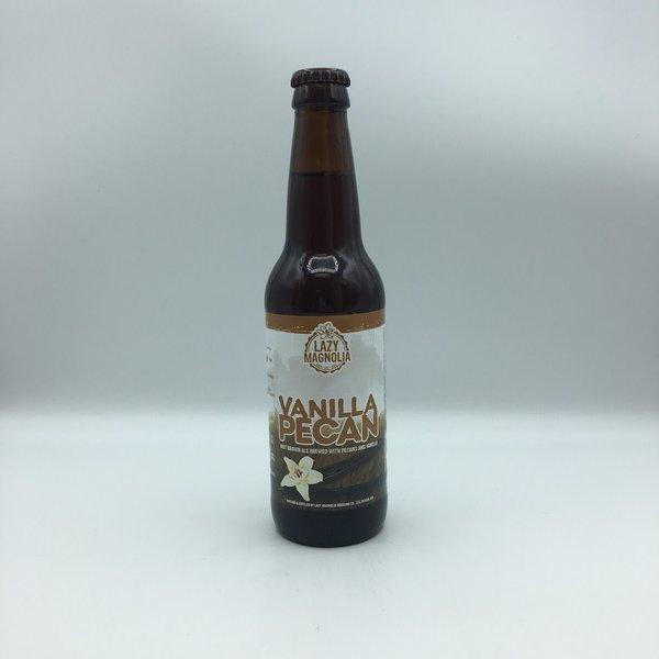 Lazy Magnolia Vanilla Pecan Nut Brown Ale 6PK 12OZ