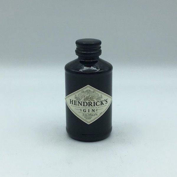 Mini Hendrick's Gin 50ML