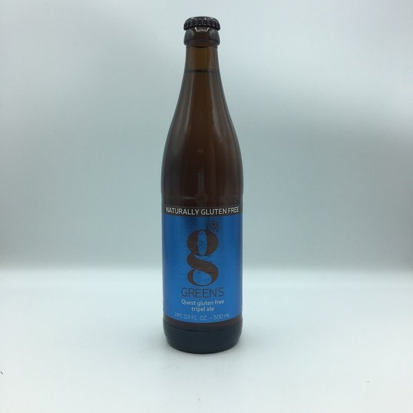 Green's Quest Gluten Free Tripel Ale SINGLE 16.9OZ