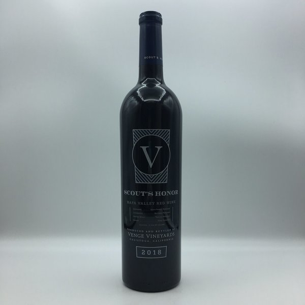 Venge Scout's Honor Napa Valley Red 750ML Zin/ Charbono/ Petitie Sirah