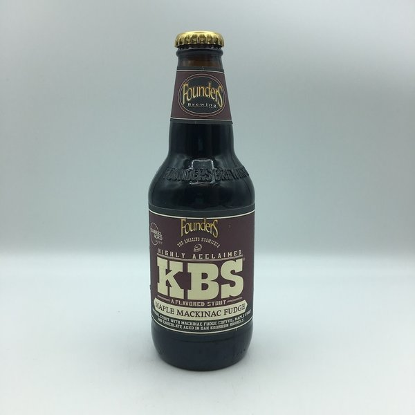 Founders KBS Maple Mackinac Fudge 4PK 12OZ