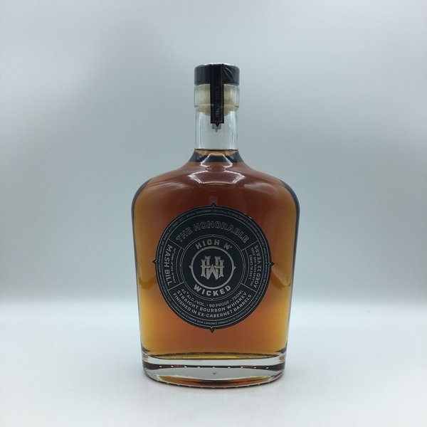 High N' Wicked Honorable Whiskey 750ML