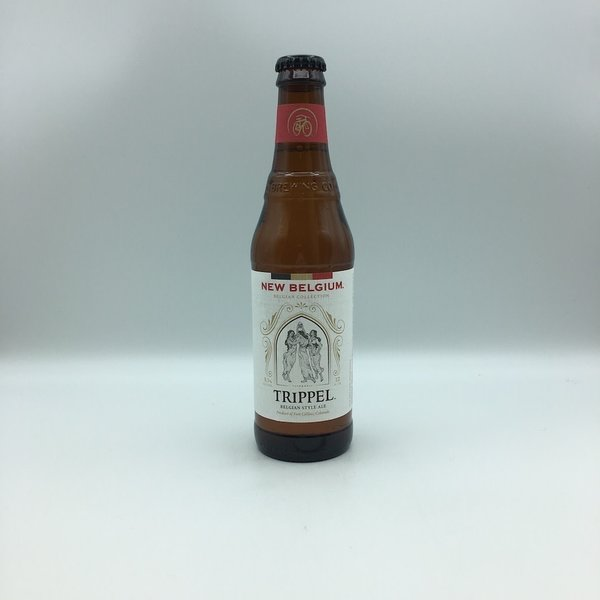 New Belgium Trippel Belgian Style  Ale 12OZ 6PK