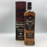 Bushmills 16YRS Single Malt Irish Whiskey 750ML