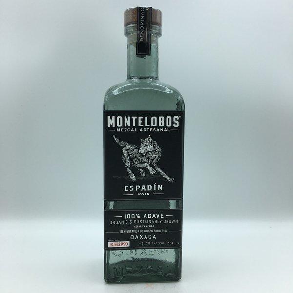 Montelobos Mezcal Espadin Joven 750ML