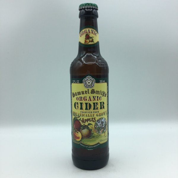 Samuel Smith Organic Cider 4PK 12OZ