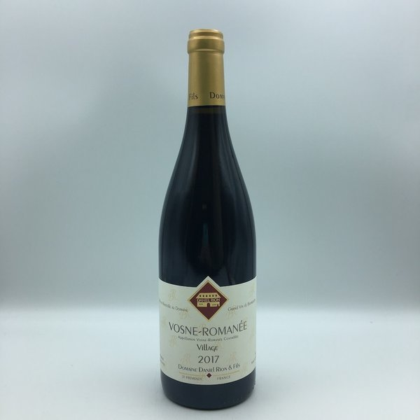 Domaine Daniel Rion Vosne Romanee Red Burgundy 750ML