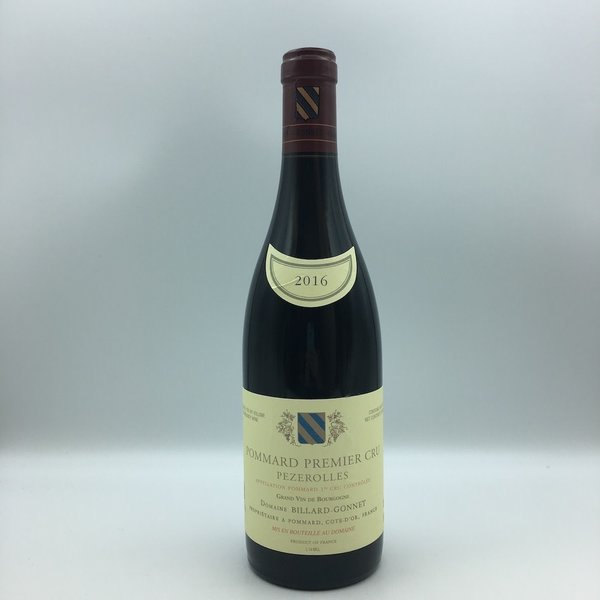 Billard Gonnet Pommard Premier Cru Red Burgundy 750ML