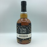 Who Dat Bourbon 750ML