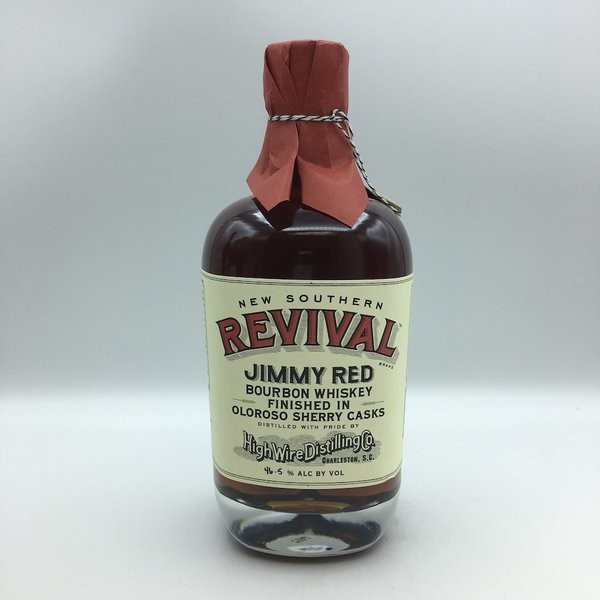 New Southern Revival Jimmy Red Bourbon 750ML