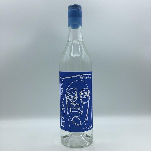 San Zanj Haitian White Rum 750ML