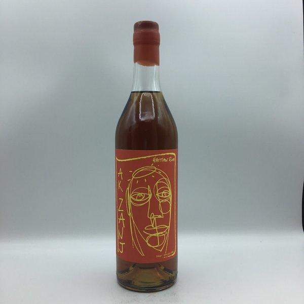 Ak Zanj Haitian Dark Rum 750ML