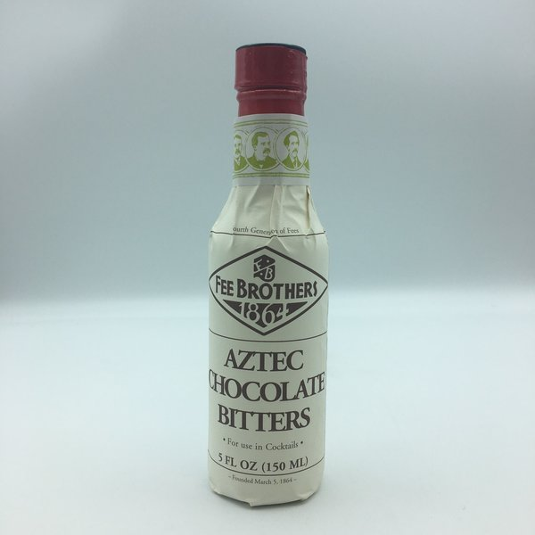 Fee Brothers Aztec Chocolate Bitters 5OZ