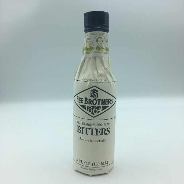Fee Brothers Old Fashion Bitters 5OZ