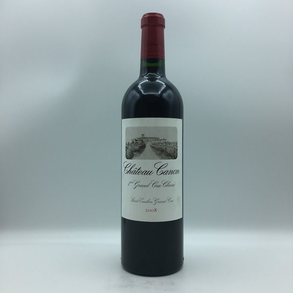 Chateau Canon Saint Emilion Grand Cru 2008 750ML