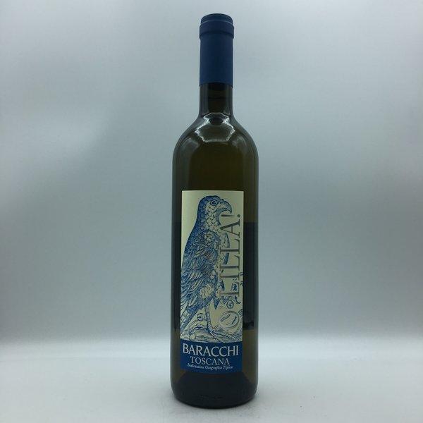 Baracchi O'lilla!  White 750ML Chardonnay, Viognier