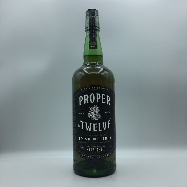 Proper Twelve Irish Whiskey Liter
