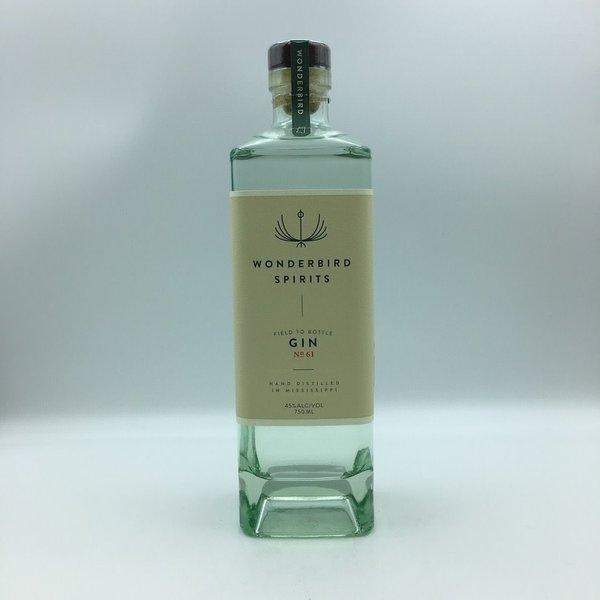 Wonderbird Spirits Gin 750ML