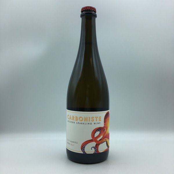Carboniste Modern Sparkling Wine Natural Albarino 750ML