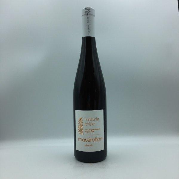 Melanie Pfister Maceration Pinot Gris 750ML Orange Wine