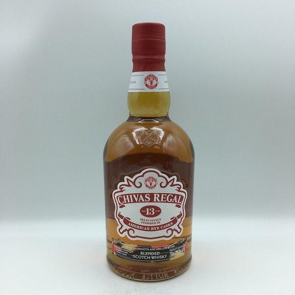 Chivas Regal 13YR American Rye Cask Blended Scotch Whisky 750ML