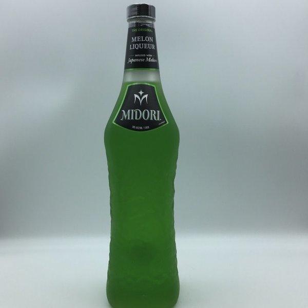 Midori Melon Liqueur Liter
