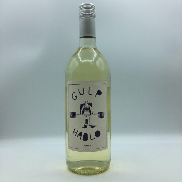 Gulp/Hablo White Wine Verdejo Liter