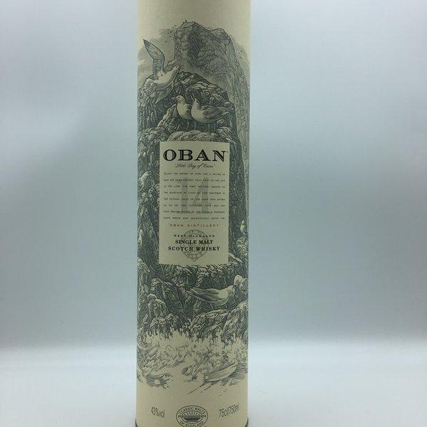 Oban Single Malt Scotch 14YR Scotch Whiskey 750ML