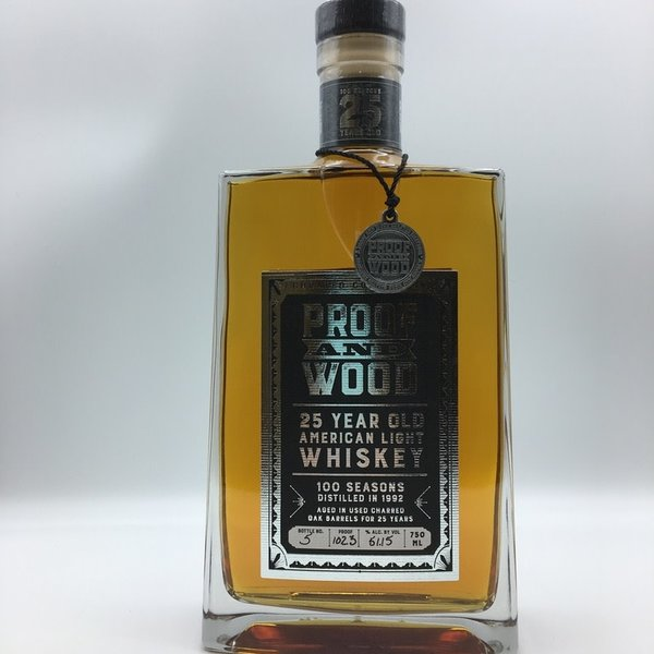 Proof and Wood 100 Seasons 25 Year Bourbon 750ML