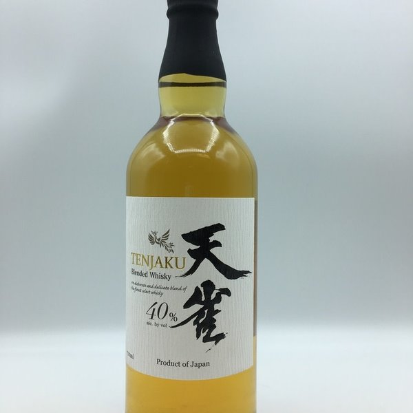 Tenjaku Japanese Blended Whisky 750ML