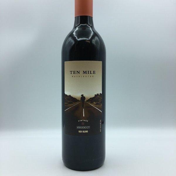 Ten Mile Red Blend 750ML
