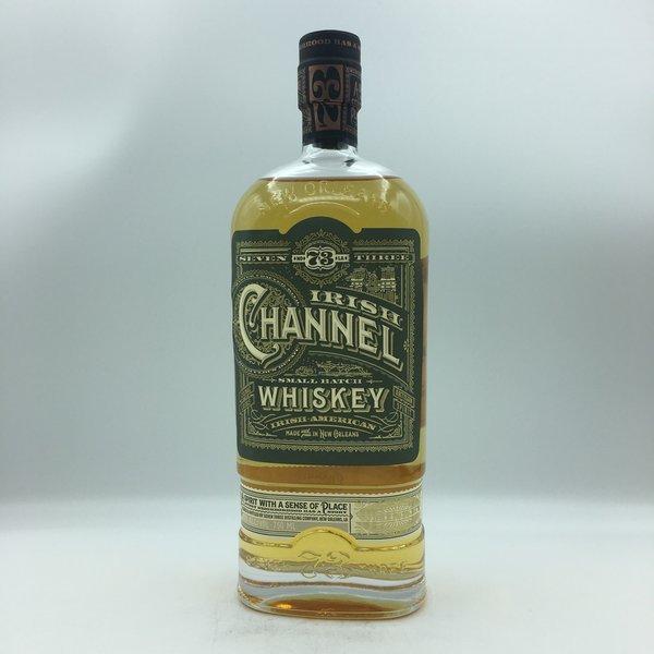 Seven Three Irish Channel Whiskey 750ML
