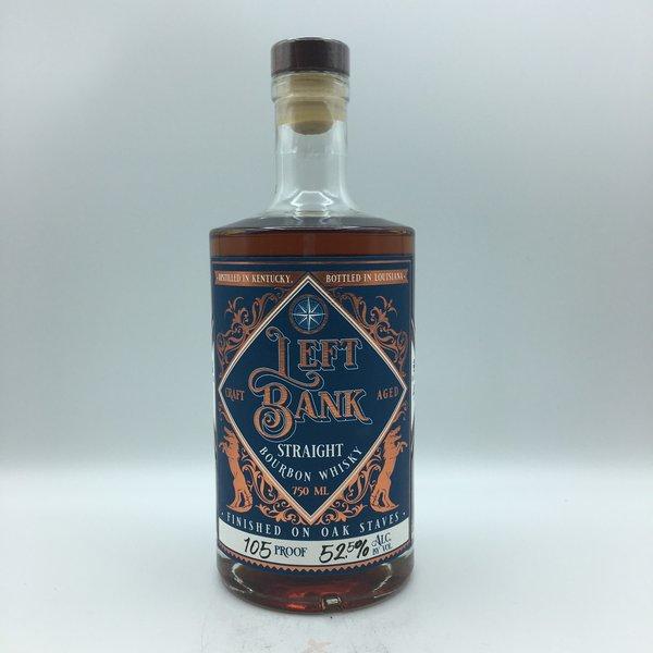Left Bank Bourbon Whiskey 750ML