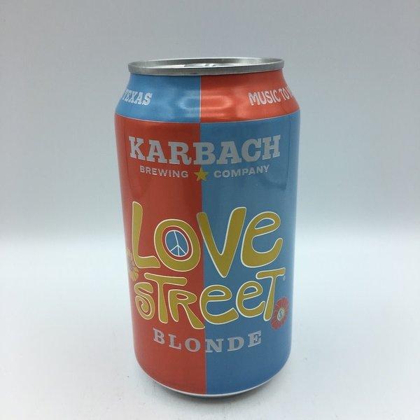 Karbach Brewing Love Street Blonde 6PK 12OZ